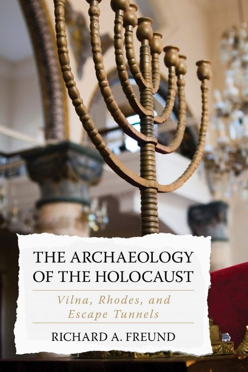 Archaeology of the Holocaust Cover