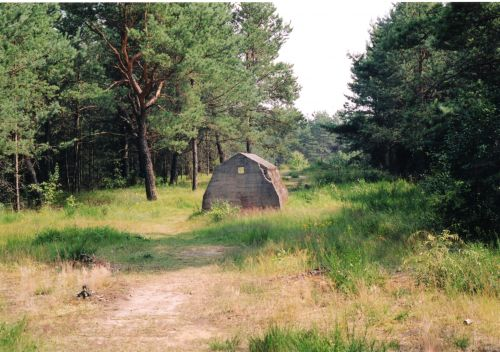 Fig 19 Treblinka bunker on road to penal camp459
