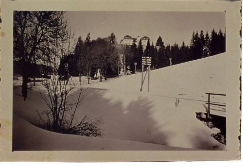 GRAFENECK CASTLE 1940