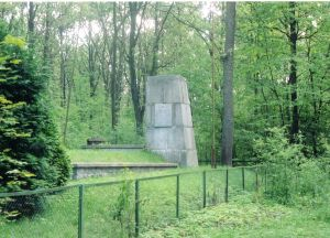 Krepiecki Forest Monument 247
