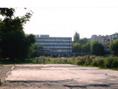 Lublin lipowa st camp foundations 2004658