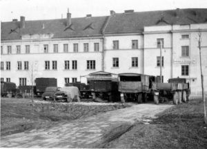 chelm -german barracks454