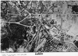 lublin - old airfield aerial876