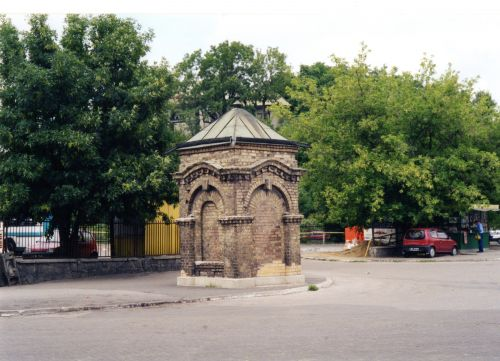 lublin - former well from the ghetto645