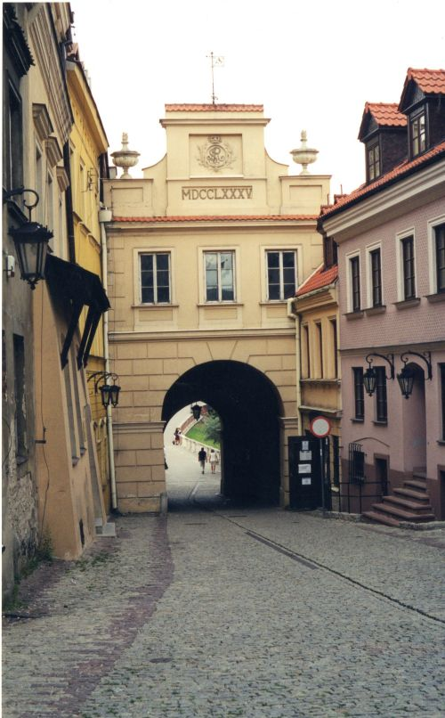 lublin ghetto entrance 2002650