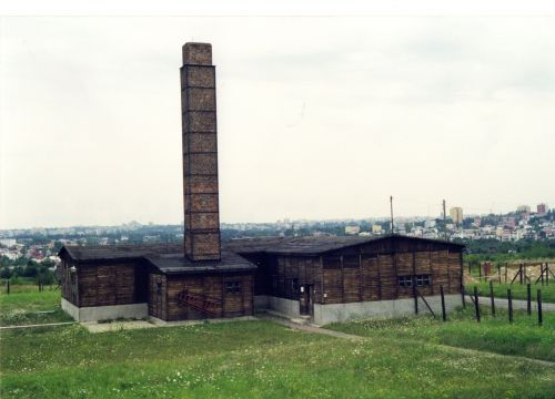 majdanek gas chamber and crematorium 2002646
