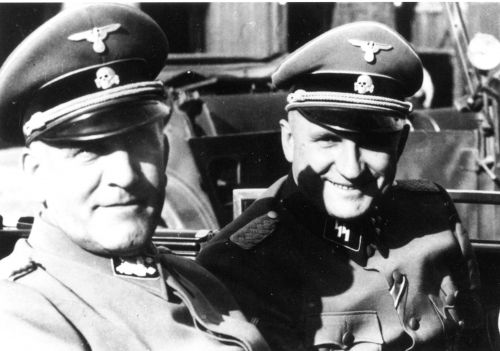 oswald pohl and richard baer918
