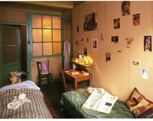 secret annex -anne franks room776