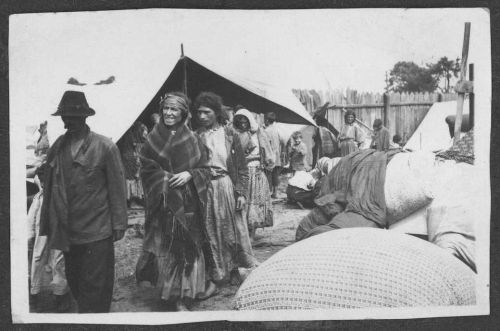 womens from Belzec Gypsys camp